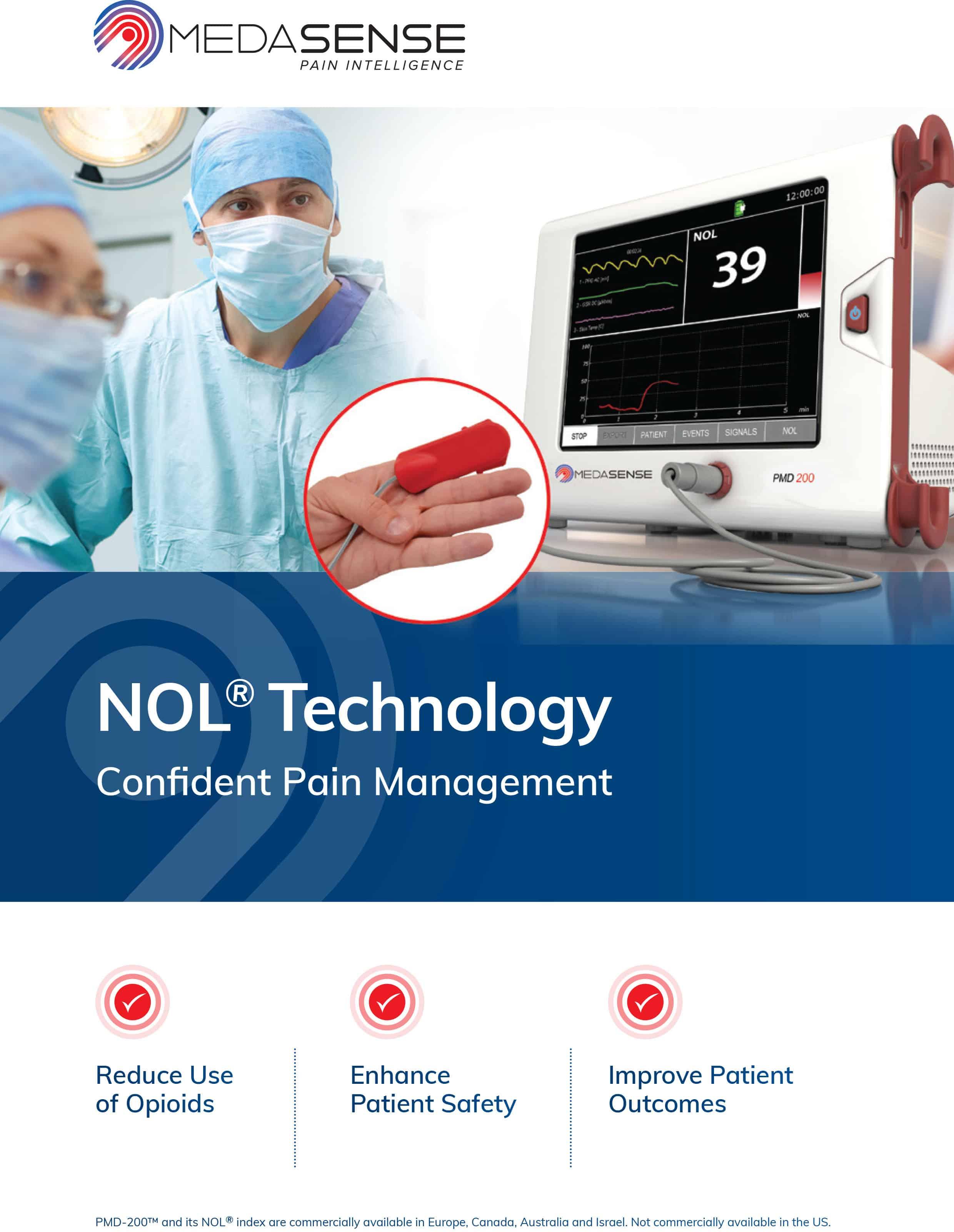 Medasense NOL Technology brochure