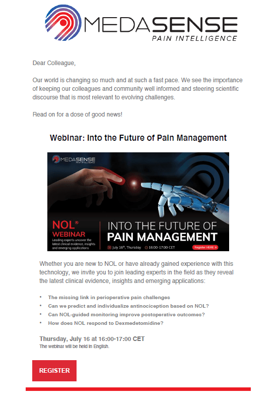 Medasense Newsletter June 2020
