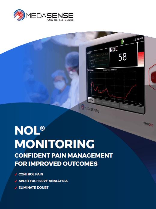 NOL Monitoring - Confident Pain Management