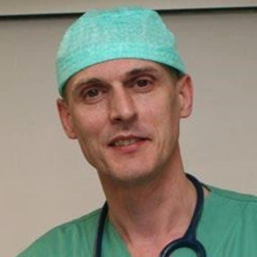 Dr. Hugo Vereecke, Consultant Anesthetist, AZ Sint-Jan Brugge-Oostende AV, Belgium